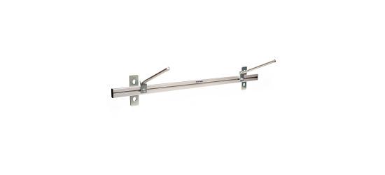 Support d'accrochage pour nattes de gymnastique Sport-Thieme® Pour nattes avec 2 œillets, Standard