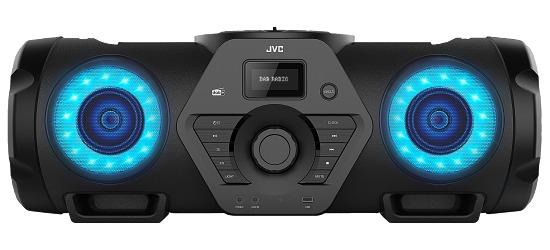 Système de sonorisation JVC « Boomblaster » RV-NB300DAB
