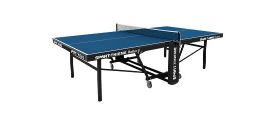 Table de tennis de table Sport-Thieme® « Roller II » Bleu