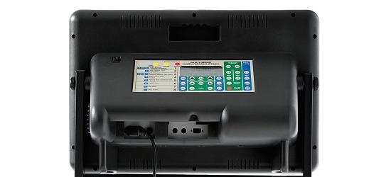 Tableau d'affichage « MSA 50 » Modèle de table