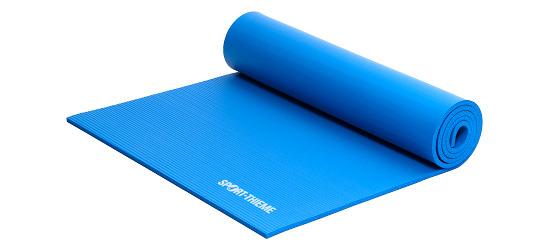 Tapis de fitness Sport-Thieme Bleu