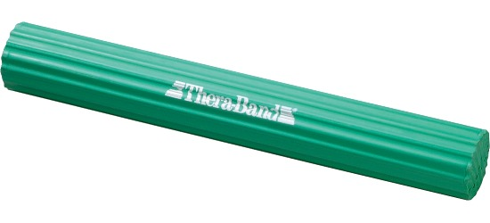 TheraBand™ Barre flexible Vert, env. 2,5 kg