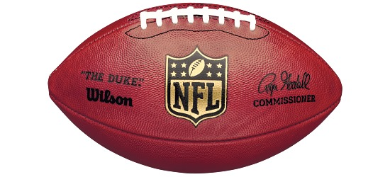 "Wilson® football ""Duke Game Ball"""