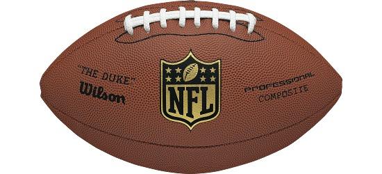 "Wilson® Football NFL ""The Duke"" Replica"