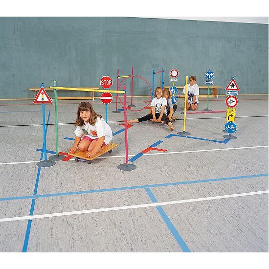 Bâton de gymnastique Sport-Thieme en plastique 100 cm, Jaune