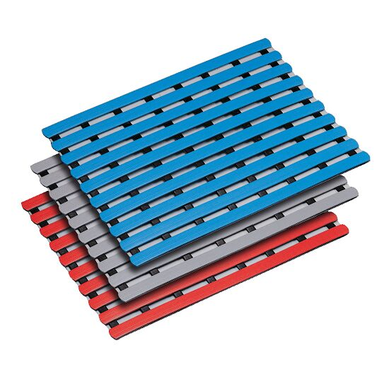 Badmat op maat 60 cm, Blauw