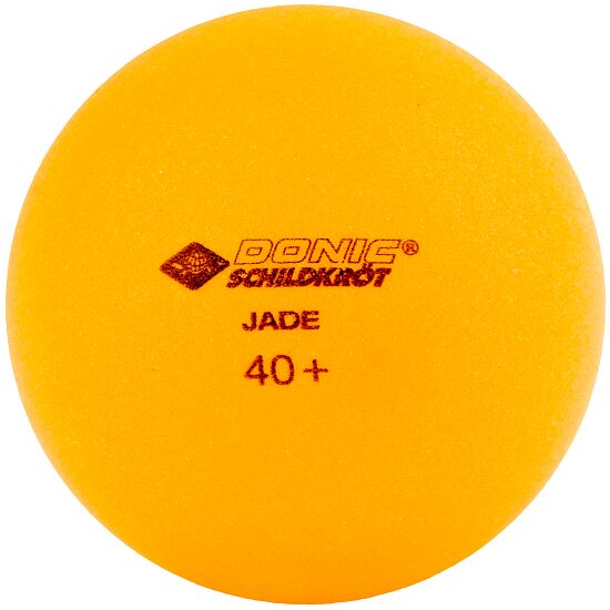 Balles de tennis de table Donic® Schildkröt Balles orange