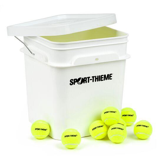Balles de tennis Sport-Thieme® « Trainer » Lot de 60 avec sceau