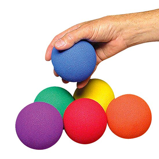 Balles non rebondissantes