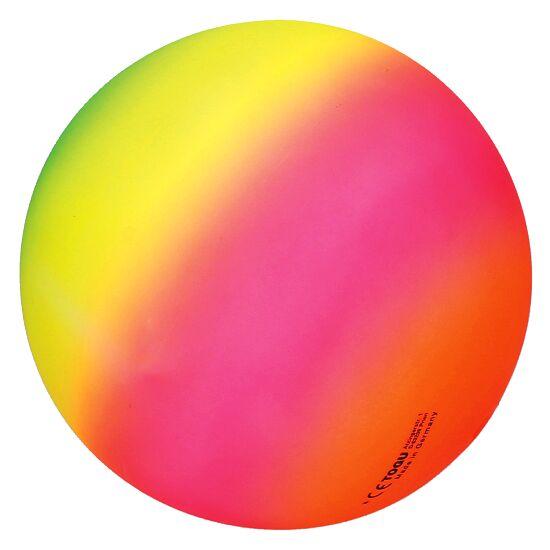 Ballon arc-en-ciel fluo Togu®  ø 27 cm, 175 g