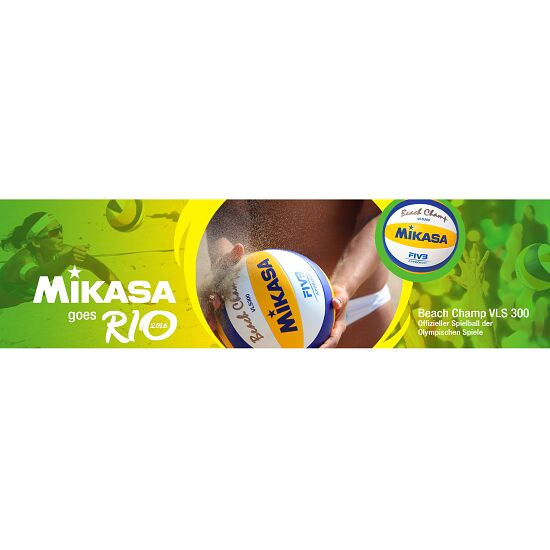 Ballon de beach-volley Mikasa® « Beach Champ VLS 300 »