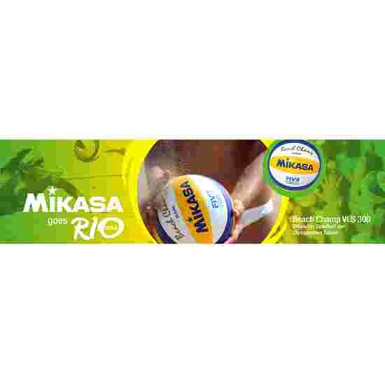 Ballon de beach-volley Mikasa Beach Champ VLS300 DVV