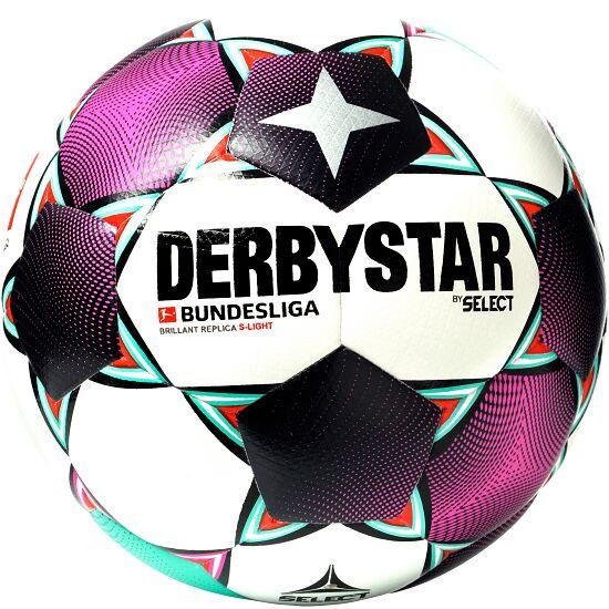 Ballon de football Derbystar « Bundesliga Brillant Replica S-Light » Taille 3