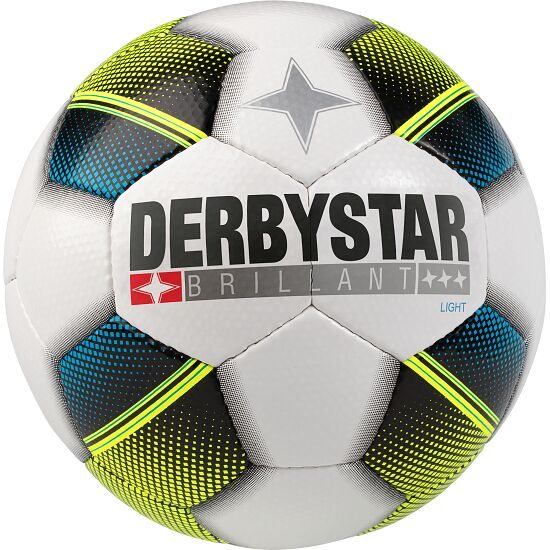 "Ballon de football Derbystar ""Brillant Light"" Taille 4"