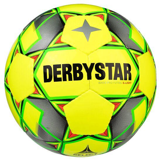 Ballon de futsal Derbystar « Basic Pro » S-Light, Taille 3, 290 g