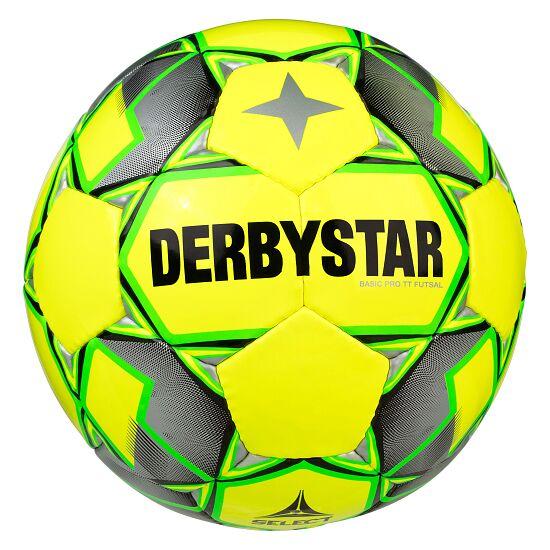 Ballon de futsal Derbystar « Basic Pro » TT, Taille 4, 420 g