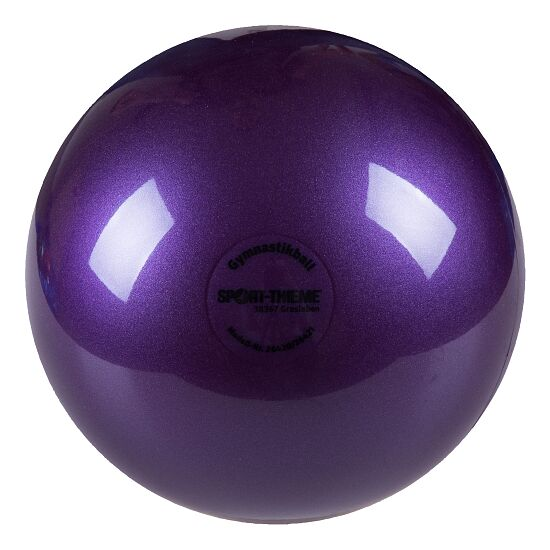 Ballon de gymnastique Sport-Thieme Ballon de gymnastique brillant « 300 » Violet