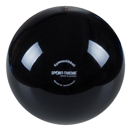 Ballon de gymnastique Sport-Thieme Ballon de gymnastique brillant « 300 » Noir