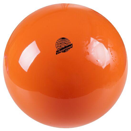 Ballon de gymnastique Togu Ballon de gymnastique de compétition laqué « 420 » FIG Orange