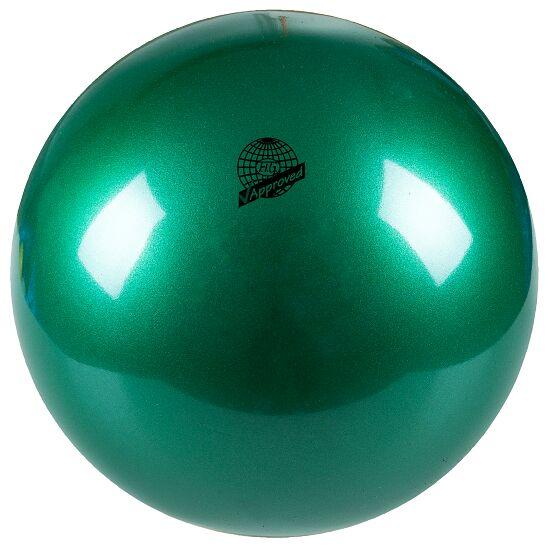 Ballon de gymnastique Togu Ballon de gymnastique de compétition laqué « 420 » FIG Vert
