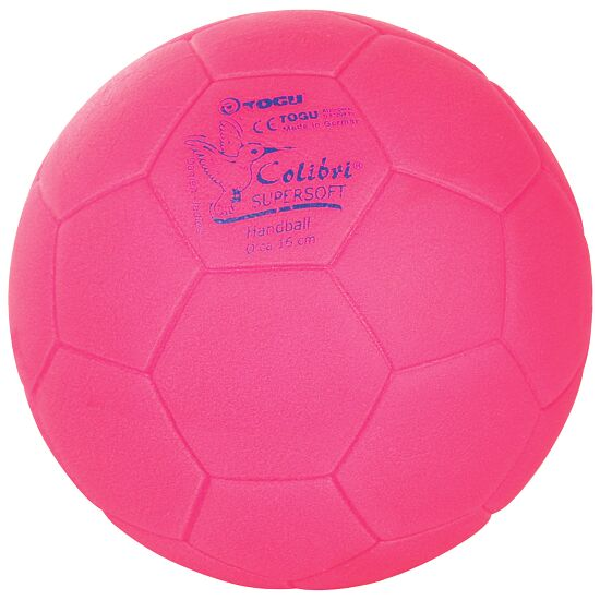 Ballon de handball Colibri Supersoft Togu® Junior