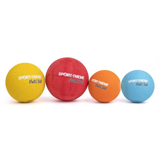 Ballon Sport-Thieme® Multi-Ball Rouge, ø 21 cm, 400 g