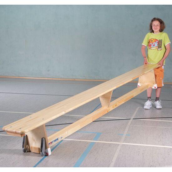 Banc suédois Sport-Thieme® « Original » 2 m, Avec roulettes de transport