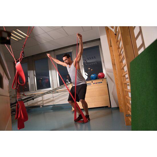 Bande de fitness Sport-Thieme®150 2 m x 15 cm, Rouge = très difficile