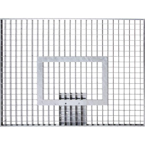 Basketbaldoelbord van gaasweefsel 120x90 cm