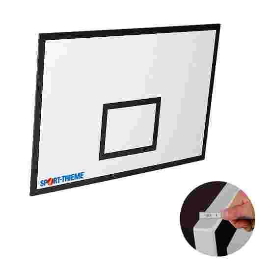 Basketbaldoelbord van GVK 180x120 cm, 37 mm