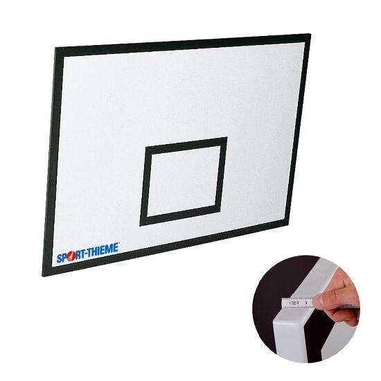 Basketbaldoelbord van GVK 180x105 cm, 37 mm