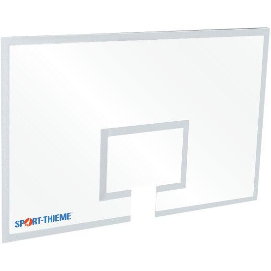 Basketbaldoelbord van veiligheidsglas 180x120 cm, 12 mm