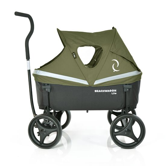 "Beach Wagon Company Cabriokap voor bolderkar ""Lite"" Kakigroen"