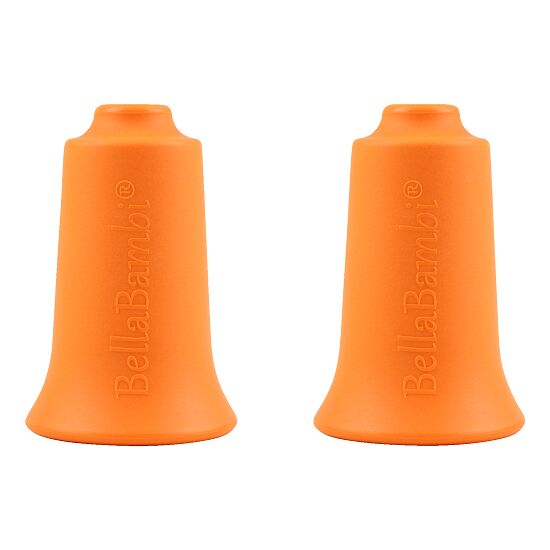 "BellaBambi Zuigklokken ""Original Duo"" Oranje: Vitality"