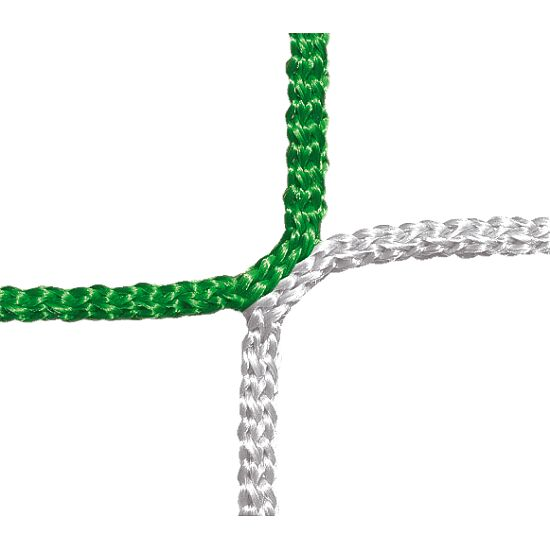 Bescherm- en stopnetten, 12 cm maaswijdte Groen-wit, ø 4,00 mm
