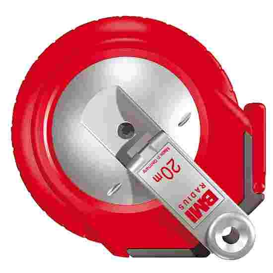 BMI Ruban de mesure en acier 10 m, Boîtier