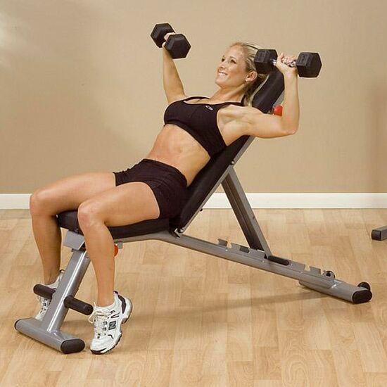Body-Solid Trainingsbank GFID225