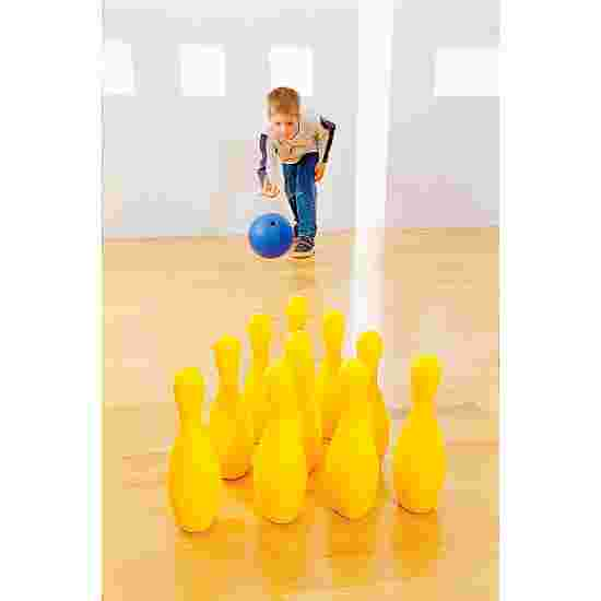 Bowlingspel van schuimstof