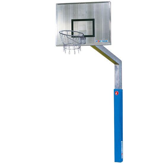 But de basket Sport-Thieme « Fair Play » avec filet en chaîne Panier « Outdoor »