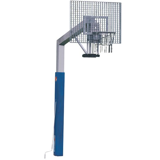 But de basket Sport-Thieme® « Fair Play Silent » avec réglage en hauteur Panier « Outdoor », 120x90 cm