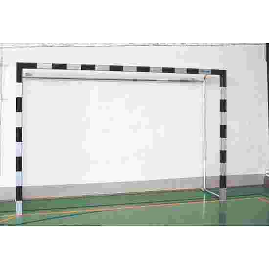 But de handball en salle en aluminium 3x2 m Avec supports de filet autostables