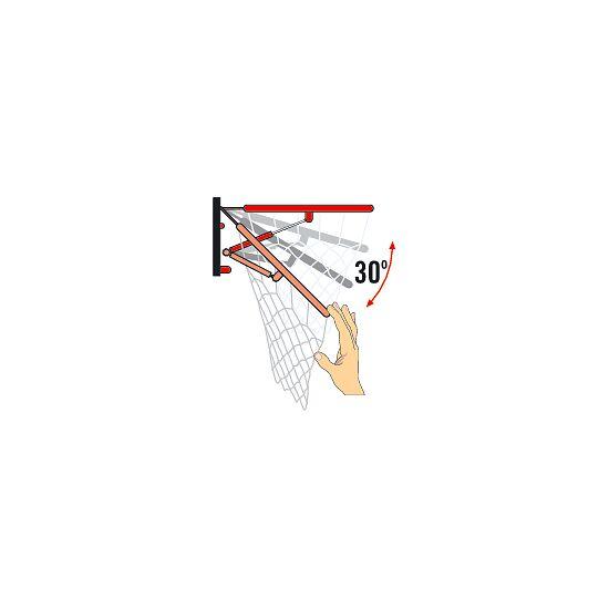 Cercle de basket Sport-Thieme® « Premium», à déclenchement Déclenchement à partir de 45 kg