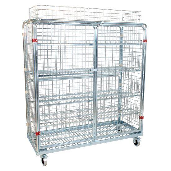 Chariots-armoires Rehausse supplémentaire incluse, 150x170x62 cm