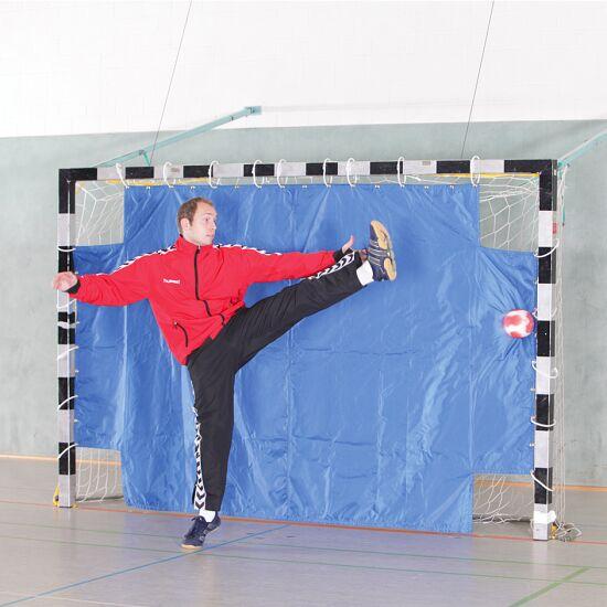 Cible de handball pour l'entraînement en salle Sport-Thieme® Avec 4 découpes au niveau des coins