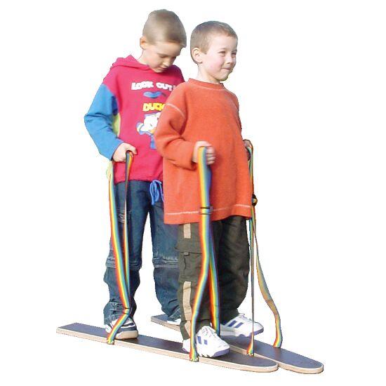 Coordo-ski Pedalo® « Sangle main/pied » Longueur 80 cm pour 2 personnes