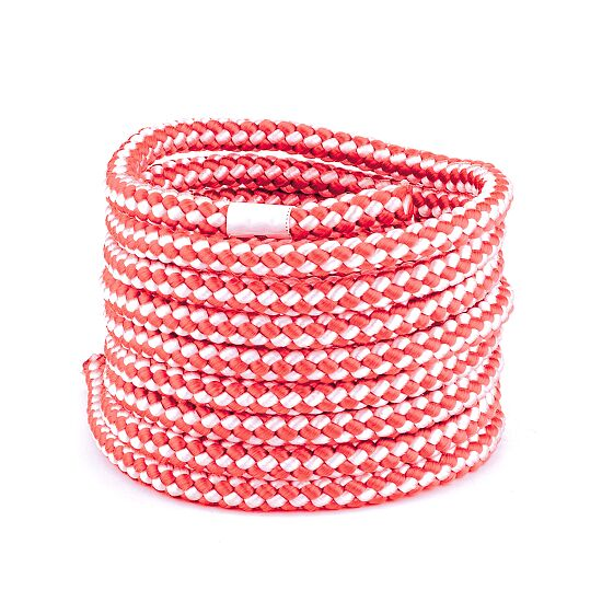 Corde de gymnastique Sport-Thieme® « Dual Color » Rouge-blanc