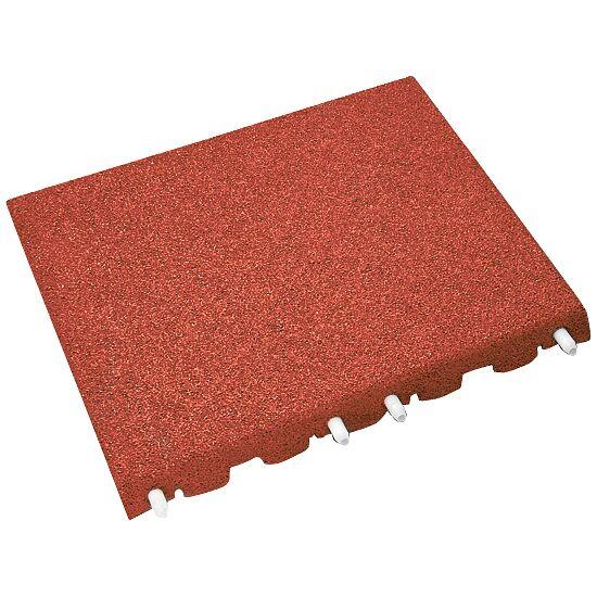 Dalle amortissante Euroflex® 40 mm, Rouge