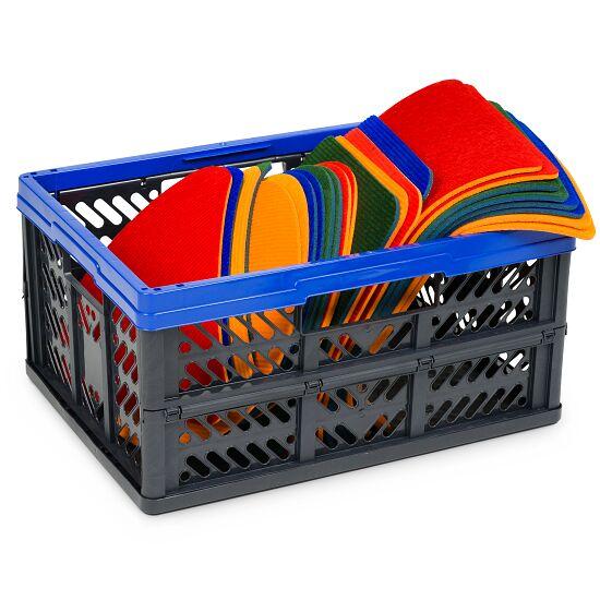 Dalles de gym Sport-Thieme® avec boîte pliable