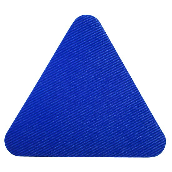Dalles de gym Sport-Thieme Bleu, Triangle, 30 cm de côté
