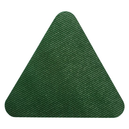 Dalles de gym Sport-Thieme Vert, Triangle, 30 cm de côté